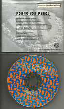 Jane's Addiction PORNO FOR PYROS UNRELEASE TRK PROMO DJ CD Single Perry farrell