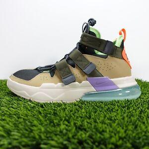 Nike Air Max Edge 270 Lifestyle Shoes Mens Size 11 Parachute Beige AQ8764 200