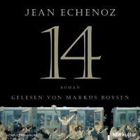 MARKUS BOYSEN - JEAN ECHENOZ: 14 2 CD NEU