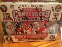 2020 Panini Contenders NFL Football Mega Box Factory Sealed Brand New 🔥