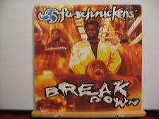 Fu-Schnickens - Breakdown c/w Sneakin' Up On Ya - Free UK Post