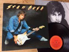 Stan Bush – same s/t self titled Columbia – BFC 38798 Vinyle, LP, Album