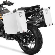Alukoffer Set 35l + Haltesatz für Honda Integra