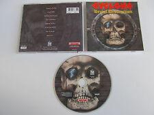 CYCLONE Brutal Destruction CD 1986 RARE OOP THRASH ORG 1st PRESS - AXE KILLER!!!
