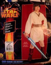 Boys Obi-Wan Kenobi Costume Large 12/14 Star Wars Jedi (Ages 8-10) No.882013