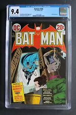 BATMAN #250 1st BATWING Black Batman Prototype 1973 Bondage Executioner CGC 9.4