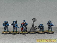 ForgeWorld WDS painted Cadian Hostile Environment Command Squad e13