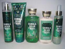 BBW VANILLA BEAN NOEL Multi Product GIFT SET
