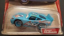 DISNEY PIXAR CARS DESERT BACK DINOCO MCQUEEN 16 CAR BACK SAVE 5% WORLDWIDE FAS