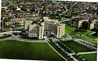 Vintage Postcard - Air View Veterans Hospital Albany New York NY Unposted #2406