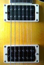 Nordstrand 'Bonecrusher' humbucker set. Hot PAFs (13k). Gibson spacing. $275 new