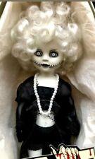 living dead dolls Dahlia Black and White Variant