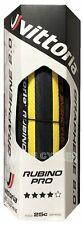 Vittoria Rubino Pro G 2.0 clincher Graphene 700 x 25 yellow/ black