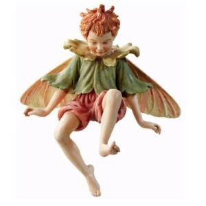 Flower Fairy Bergahorn Deko Figur Elfe Fee Blumenkind NEU