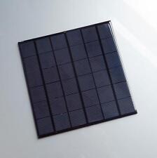 Solar Panel 9V 4.2W 500mA Mini Poly  Small Solar Cell PV Module for DIY Kits