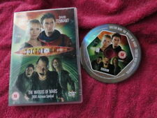 Doctor Who: The Waters of Mars (2010, REGION 2 DVD) David Tennant as Dr Who