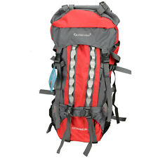 80L Outdoor Camping Hiking Backpack Travel Luggage External Frame Bag Packs