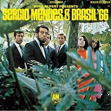 SERGIO MENDES & BRAZIL '66 Herb Alpert Presents CD NEW