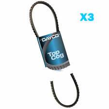 DAYCO Belt Alt,Fan&Idler(3 Belts)FOR UD CW240 1/95-2/98,7.4L,Turbo,Diesel