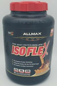 100% Ultra-Pure Whey Protein Isolate  (Chocolate Peanut Butter/5 Pound)