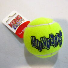 "KONG Sqeakair Tennis Ball 8"" Circumference Durable Squeaking Fetch Toy"