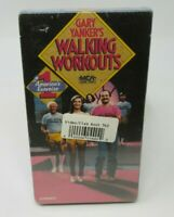 GARY YANKER: WALKING WORKOUT VHS VIDEO, WALK YOURSELF FIT IN YOUR HOME, AEROBIC