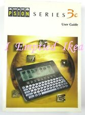 Psion Series 3c User Guide BOOK Paperback