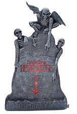 NEW Spirit Halloween Beetlejuice Light Up Tombstone Graveyard Halloween Rare!