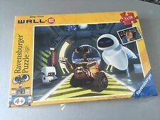 Vintage# WALL-E Puzzle RAVENSBURGER DISNEY PIXAR# Factory Sealed Sigillato