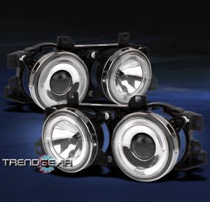 1989-1995 BMW E34 530 535 540 E32 740 750/91-93 M5 HALO PROJECTOR HEADLIGHT LAMP