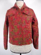 Beautiful Women's PXS Petite XSmall Coldwater Creek Multi-Color Tapestry Jacket