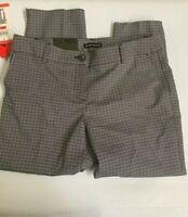 Hilary Radley Women's Stretch Slim Leg Crop Pant- Pre-Owned