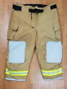 Cairns MFG. 2014 NEW Firefighter Turnout Bunker Pants 48 x 26