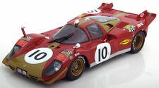 1:18 CMR Ferrari 512S #10, 24h Le Mans Kelleners/Loos 1970