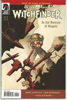 Witchfinder #4 : October 2009 : Dark Horse Comics..