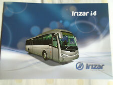 Irizar i4 Bus brochure c2013 English text