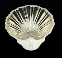 Revere Silversmiths Sterling Silver Shell Shaped Candy Trinket Dish  #180