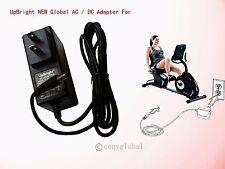 AC Power Adapter for Schwinn A10 A15 A25 A40 230 240 A20 220 213 Recumbent Bike
