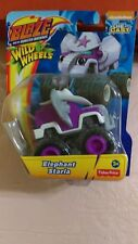 Blaze and the Monster Machines Wild Wheels Die-Cast Elephant Starla