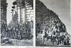 General Ulysses S. Grant In Egypt. Harper's 1878.