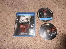 DEVIL'S DUE movie BLU-RAY DVD video 2 DISC SET
