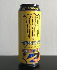 New and Unopened Valentino Rossi Special Limited Edition Monster Energy Drink