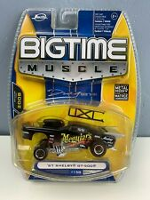 Jada Toys 1:64 Scale 2008 Bigtime Muscle Series '67 SHELBY GT-500 MEGUIARS