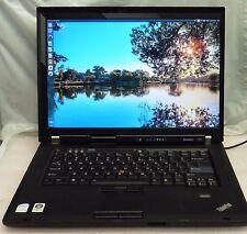 "ThinkPad R61 C2D T7500 (2.20GHz) 2GB Memory 160GB HDD NVIDIA NVS 140M 15.4"""