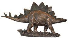 Veronese Bronze Figurine Animal Dinosaur Kentrosaurus Statue Gift Jurassic Park