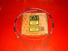 55-57 CHEVROLET BELAIR NOS GM EMERGENCY BRAKE CABLE