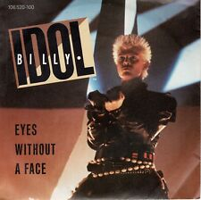 7inch BILLY IDOL eyes without a face GERMAN 1984 EX+   (S1348)