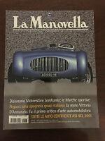 LA MANOVELLA n. 3 Aprile 2002 - D'Annunzio, Pegaso, La moto Vittoria