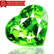 2.60ct 100% Natural earth mined rare stunning top color green merelani tsavorite
