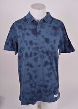 2016 NWT MENS ELEMENT FREDDIE POLO SHIRT $35 M eclipse navy slim fit classic